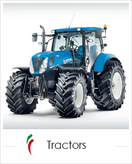 industrial screen print applications: tractors