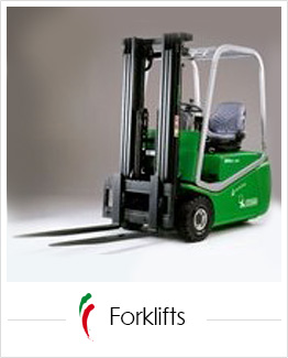 industrial screen print applications: forklifts